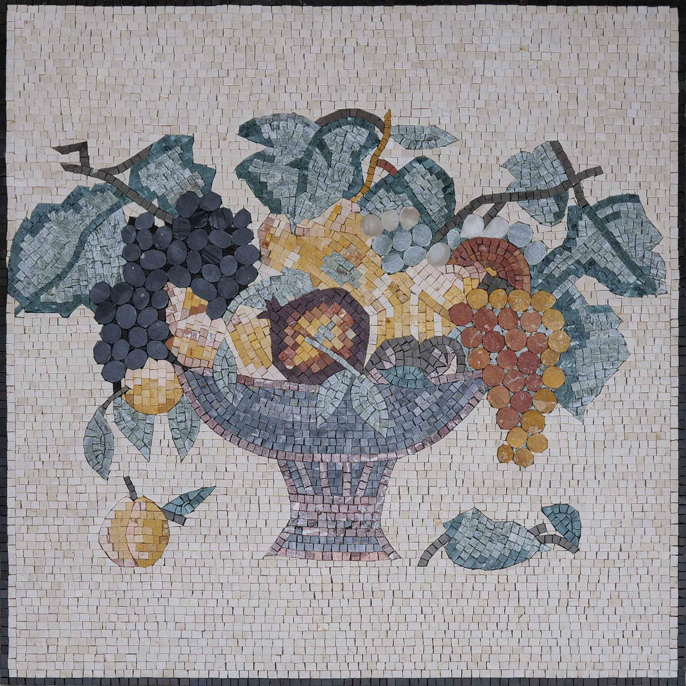 Mosaic Art Design - Fruity Day