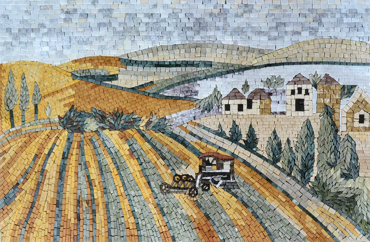 Mosaic Designs- Cultivating the Land