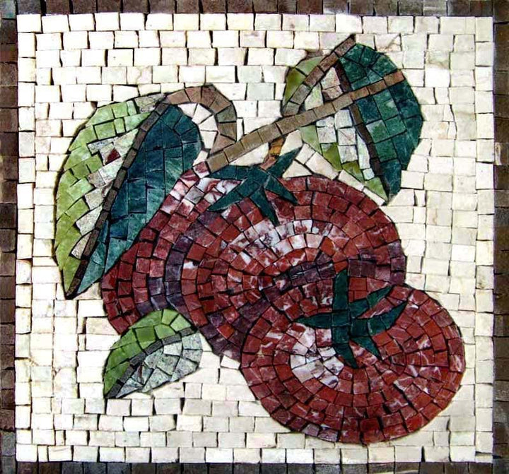 Mosaic Patterns- Tomato