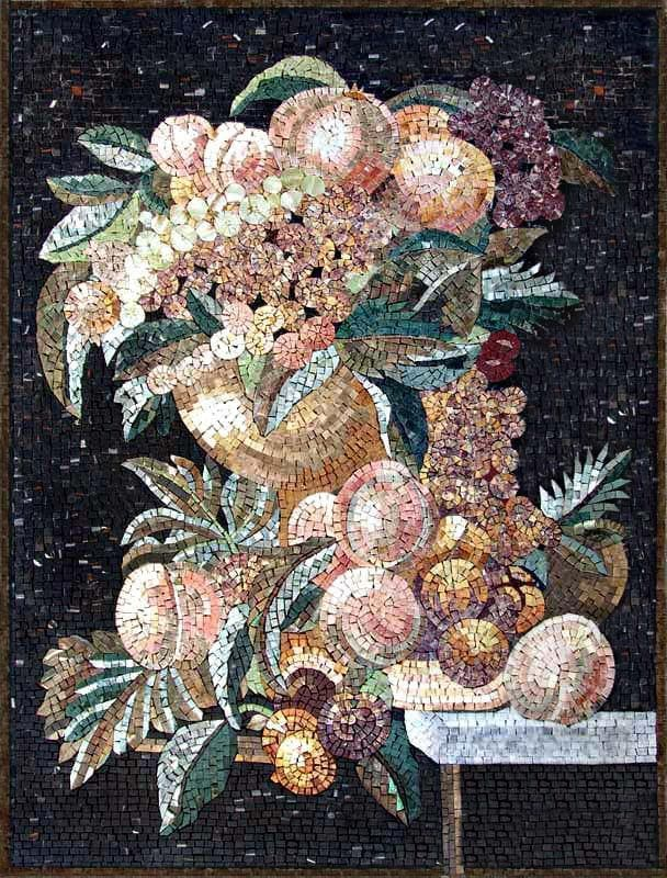Mosaic Designs- Astratto Fruits