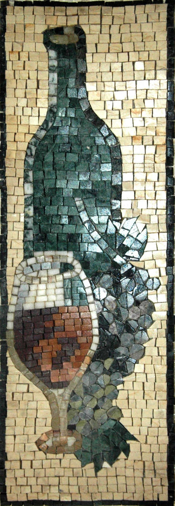 Mosaic Art For Sale- Uva Vino