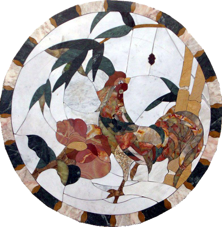 Mosaic Patterns- Pietradura Gallo