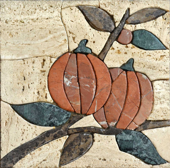 Mosaic Patterns- Pumpkins