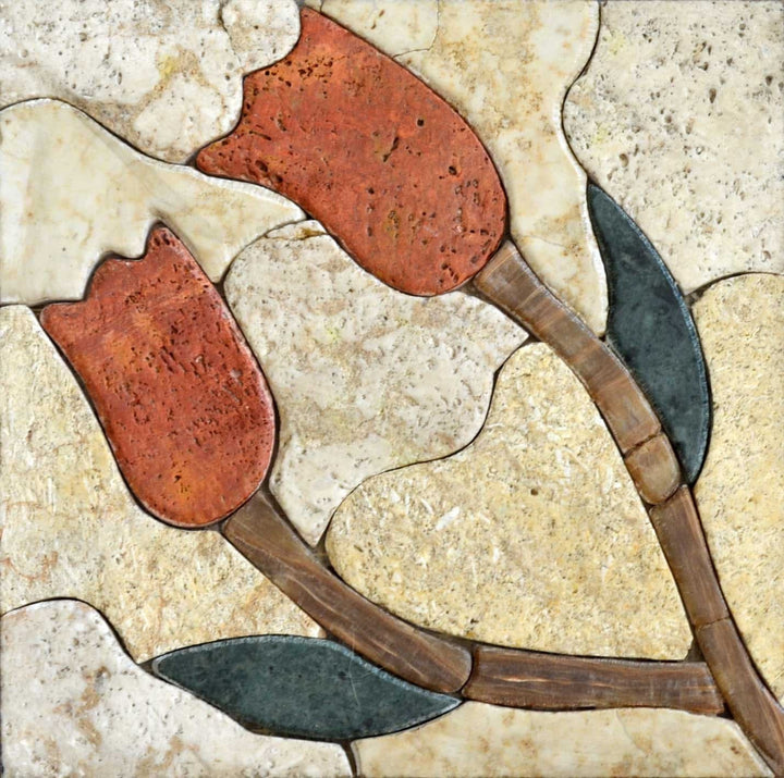 Mosaic Tile Art - Two Tuls