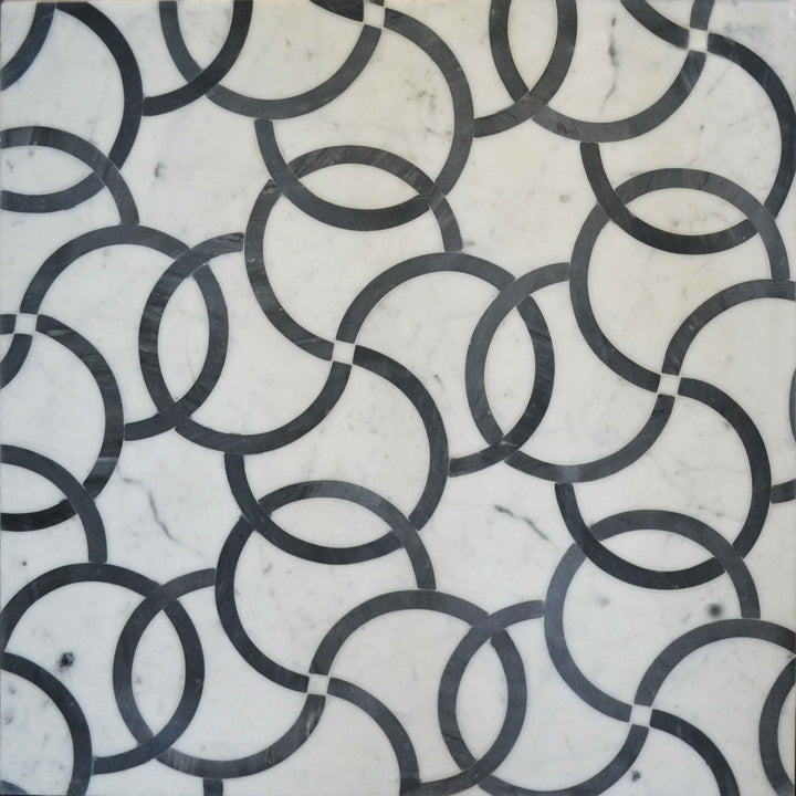 Mosaic Designs - White Iznik
