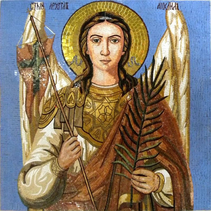Archangel Icon Mosaic Icons