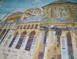 Mosaic Wall Art - Umayyad Mosque Damascus