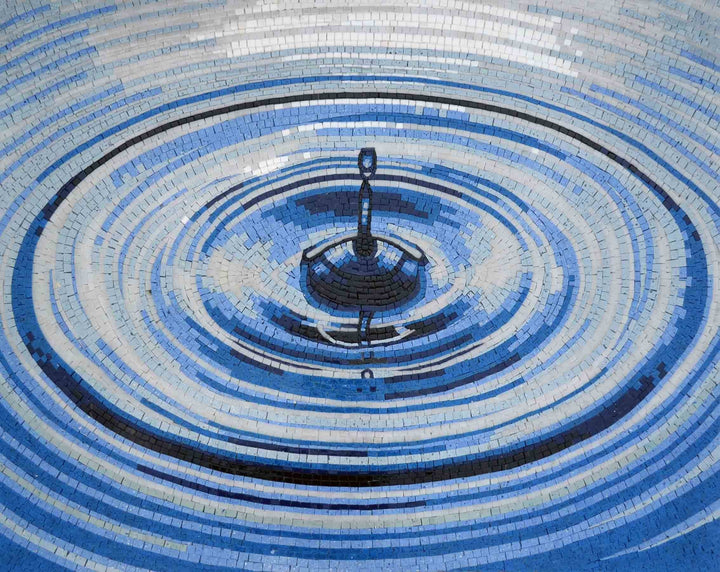 Mosaic Designs - WaterDrop