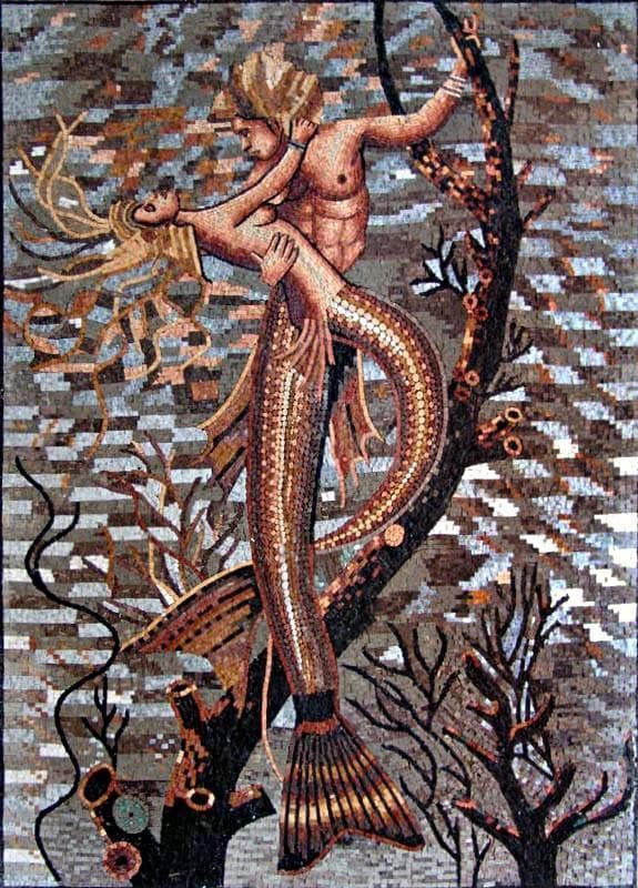 Mural Mosaic Designs Art Fantasy Designs