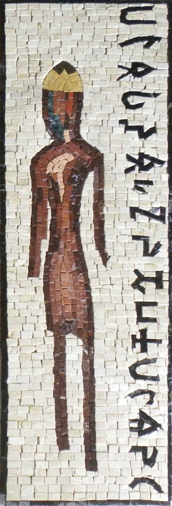 Mosaic Art - Encryption of the Phoenician Civilization