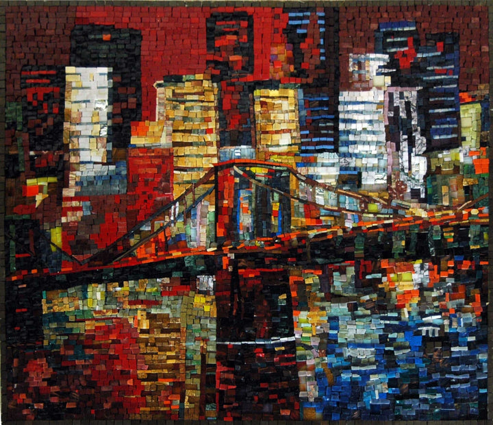 Brooklyn Bridge New York Art