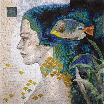 "Felix Mas Realm of Beauty"" - Mosaic Reproduction """