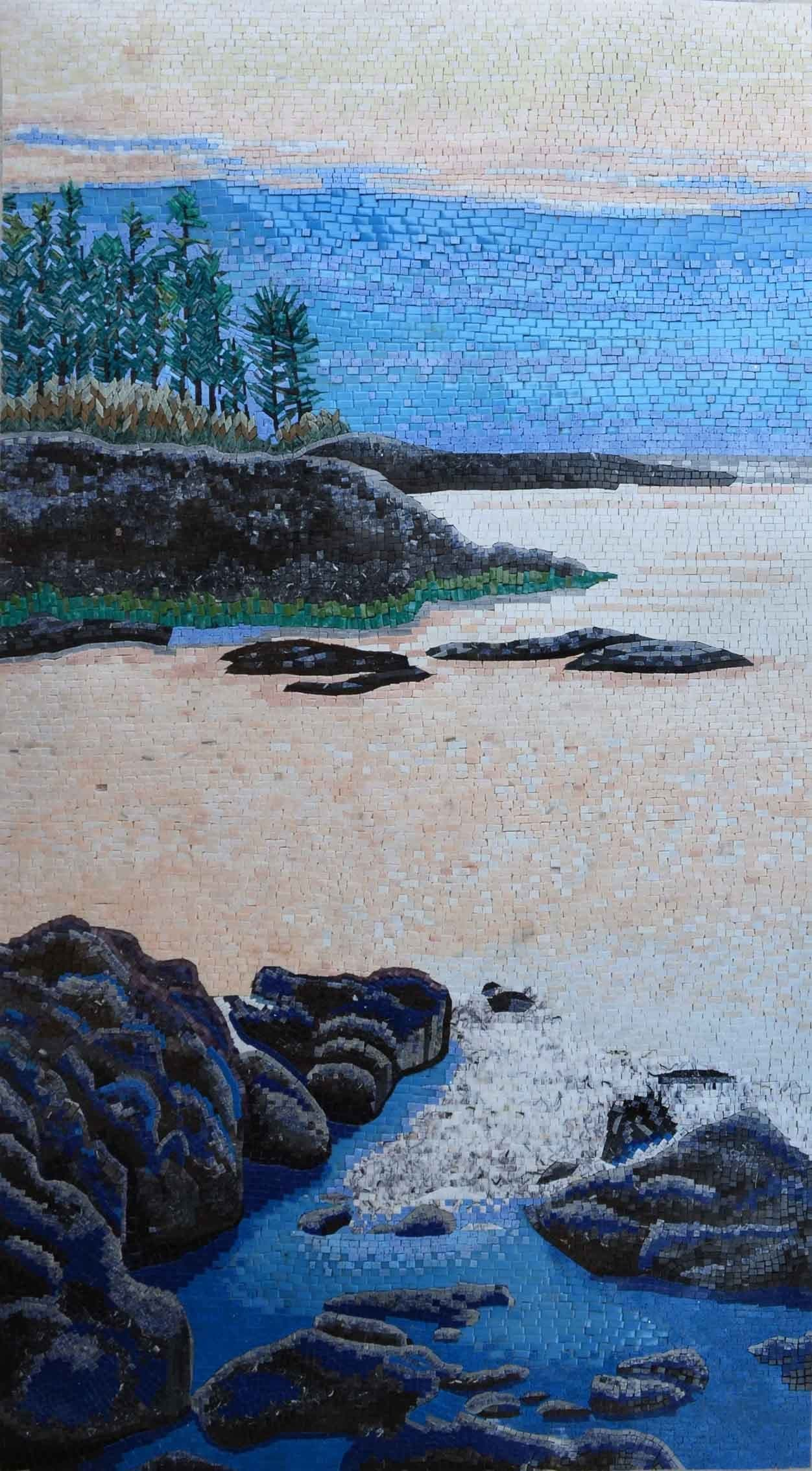 Mosaic Designs Isle Of Vancouver Pic