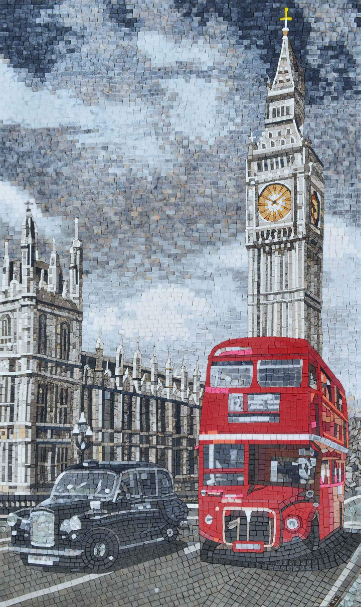 Mosaic Art - London