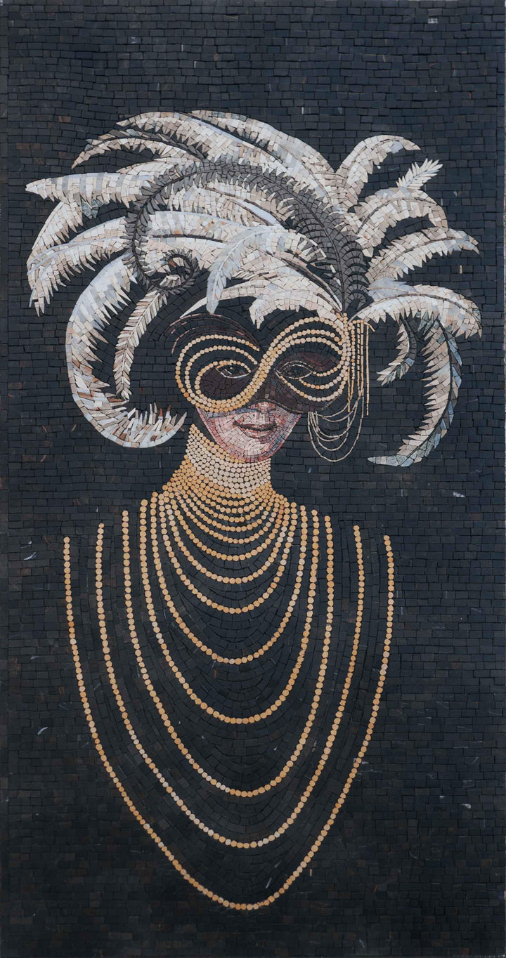 The Mask Mosaic Reproduction
