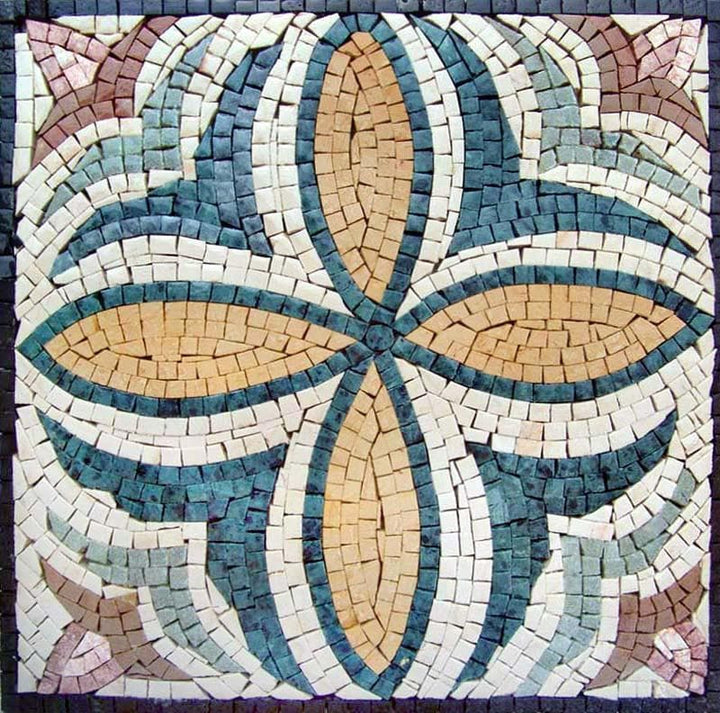 The Bloom Mosaic Flower Pattern