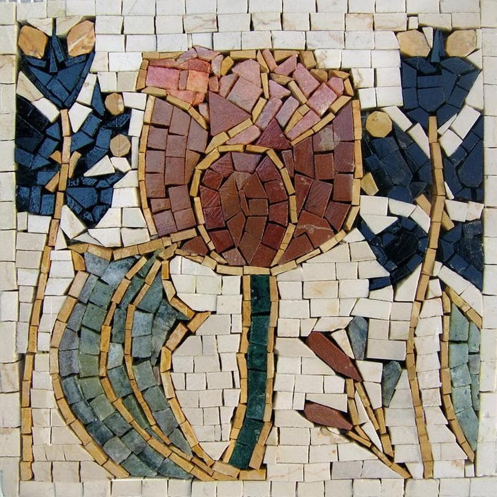Mosaic Designs - Tulip Accent