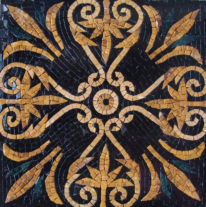 Art Mosaic Decorative Tile - Jacinta