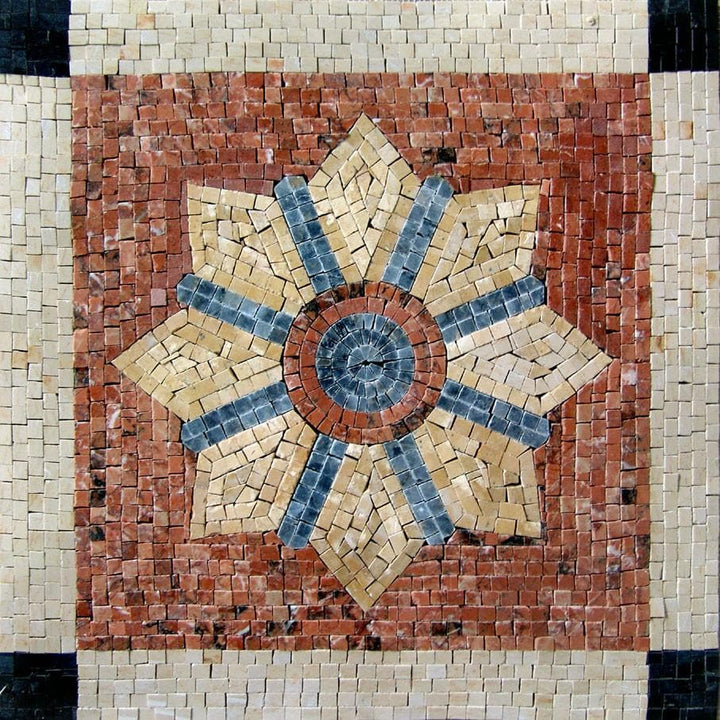 Decorative Stone Tile Mosaic - Dara