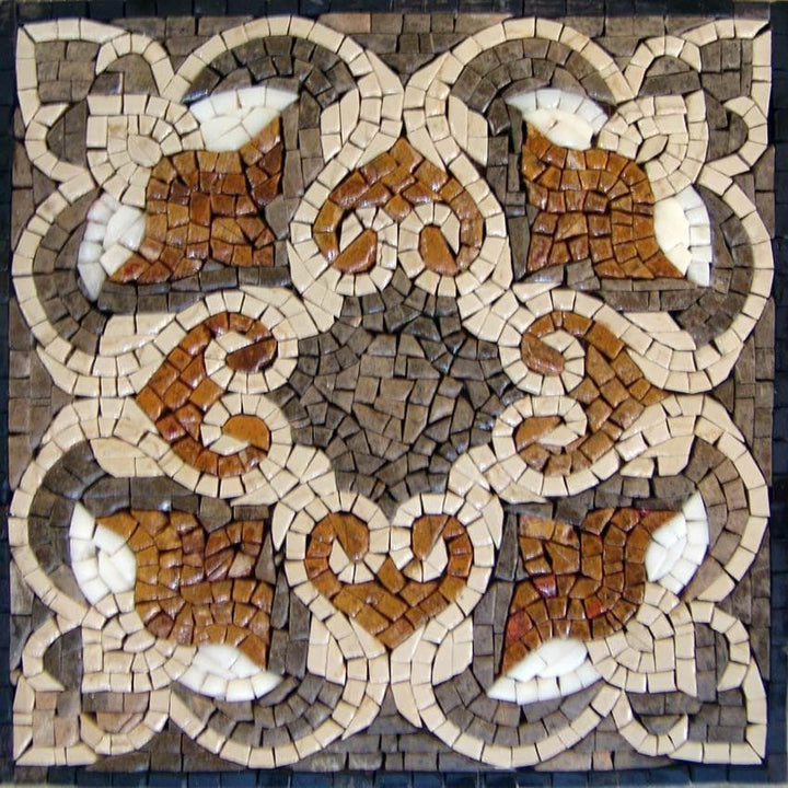 Mosaic Wall Art Tile - Martiza
