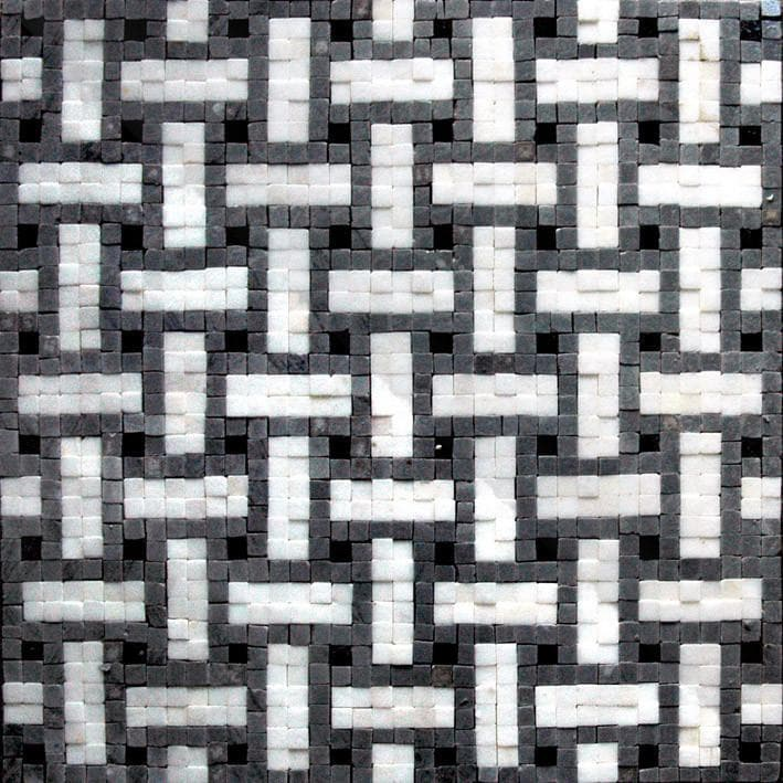 Geometric Accent Tile - Bara