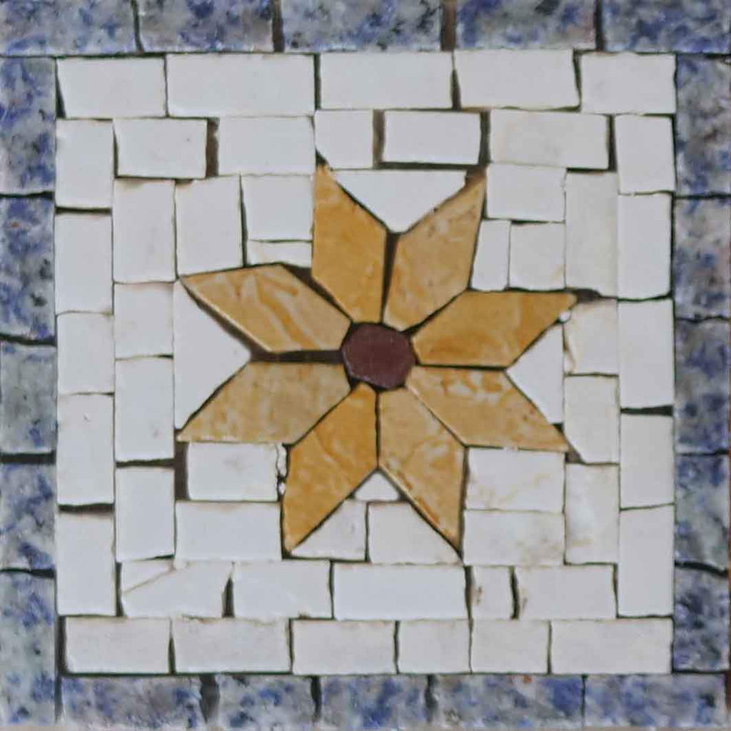 Flower Mosaic - Soft Spring
