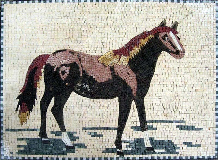 Mosaic Art For Sale- Horse