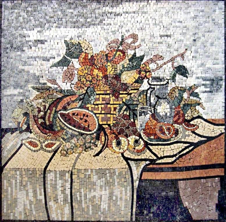 Mosaic Patterns- Buffet