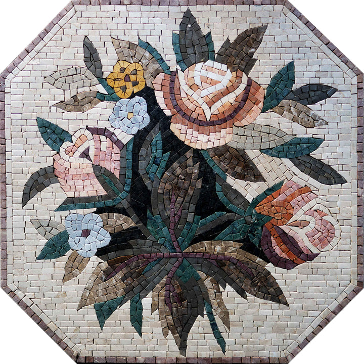 Mosaic Art - The Retro Decorative