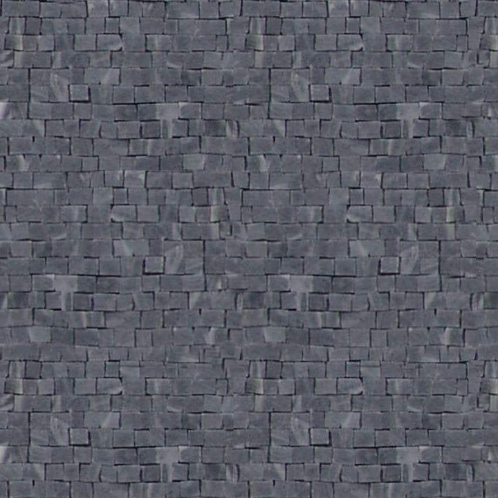 Quartz Mosaic Sheet-Cristalino Dark