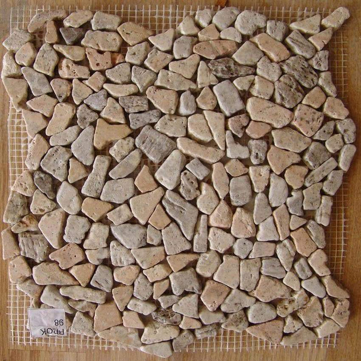 Mosaic Sheets-Natural Stones