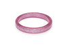 Cadi Pink Glitter Duchess Bangle