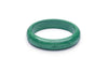 Midi Malachite Fakelite Bangle