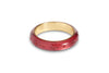 Midi Ruby Moonglow Bangle
