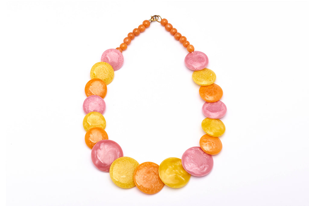 Hottie Disc Necklace