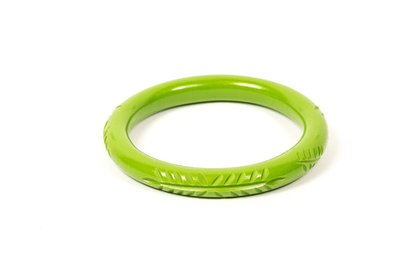 Leaf Green Maiden Bangle