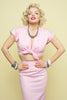 Marilyn Monroe lookalike Suzie Kennedy in Stone and Cloud Fakelite