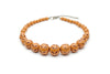 Splendette Almond Bead Necklace