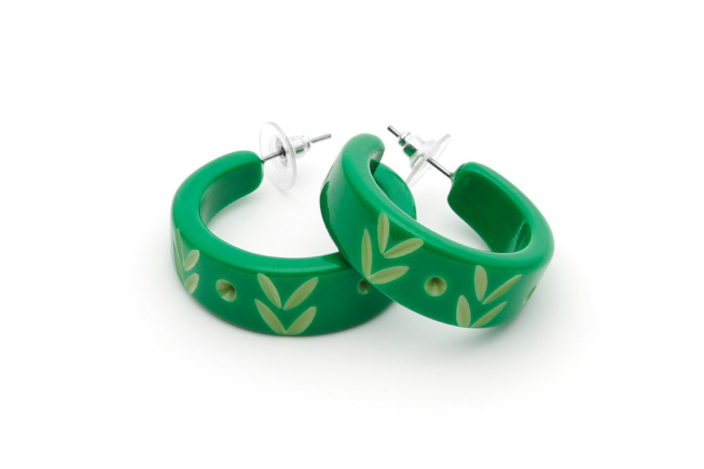Midi Summer Carved Maiden Bangle