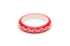 Splendette Midi Lover Carved Bangle