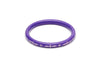 Splendette Narrow Violet Carved Duchess Bangle