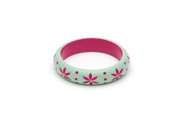 Splendette Midi Parrot Carved Maiden Bangle