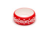 Splendette Wide Lover Carved Bangle