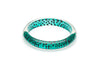 Jade Leopard Duchess Bangle