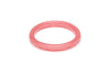 Narrow Rose Fakelite Bangle