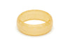 Wide Sherbet Fakelite Duchess Bangle