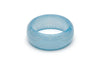 Wide Frosty Fakelite Bangle