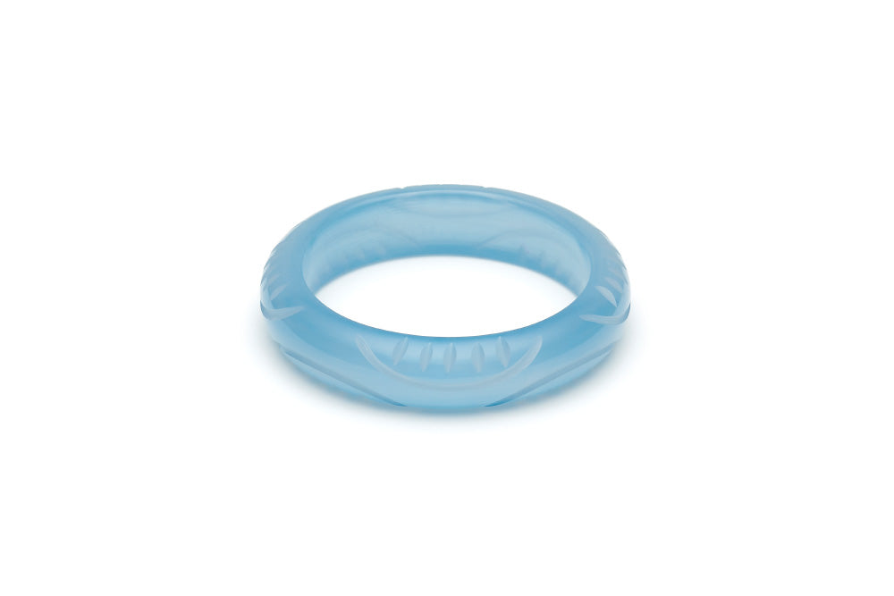 Midi Frosty Fakelite Maiden Bangle