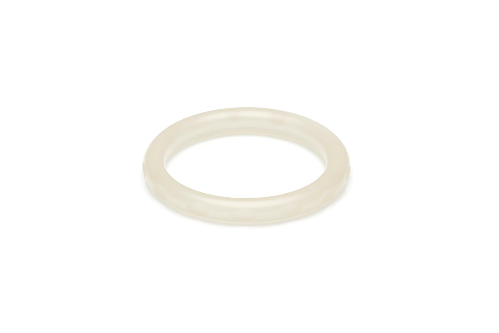 Narrow Coconut Fakelite Maiden Bangle