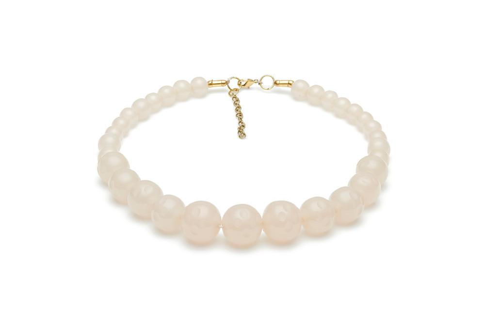 Wide Coconut Fakelite Duchess Bangle
